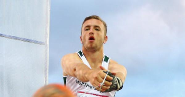 Finn Valley S Dempsey Mcguigan Sets A New Hammer Pb In
