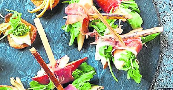 Christmas Party food you can make in minutes - Donegal Democrat