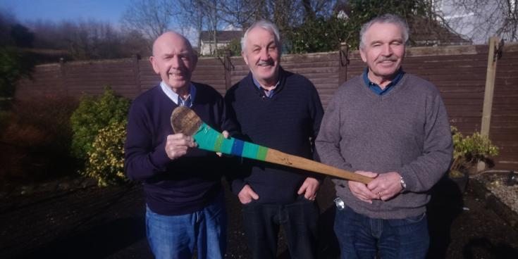 Donegal hurl dating from 1960s turns up under bed