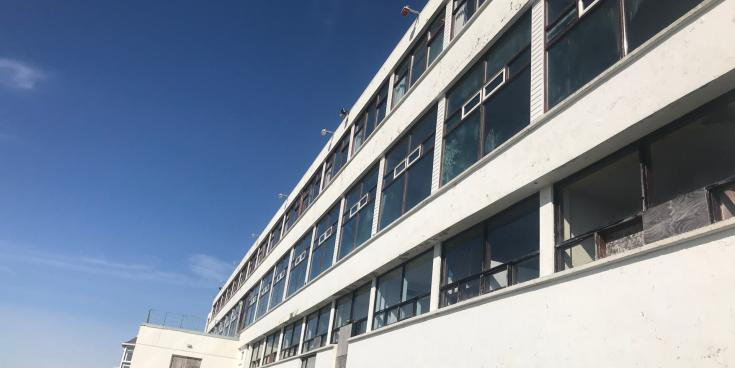 Óstán Ghaoth Dobhair and Seaview hotel architects showcase plans to councillors