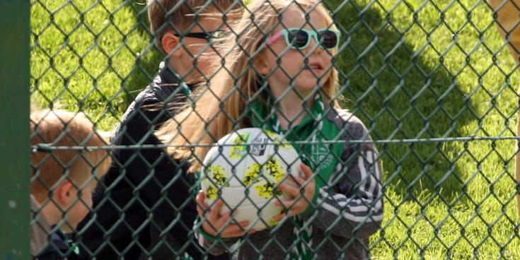 GALLERY: Fans flock to Mountcharles to see St Naul's face Termon