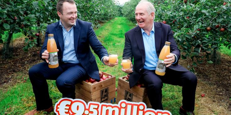 Donegal company awarded new €9.5m contract to supply supermarket giant in Ireland and UK