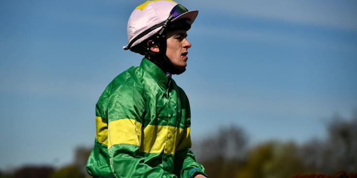 Luke McAteer lands 14/1 winner at Navan