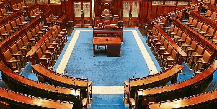 Donegal TDs take their place in the 33rd Dáil as tentative talks continue on forming government
