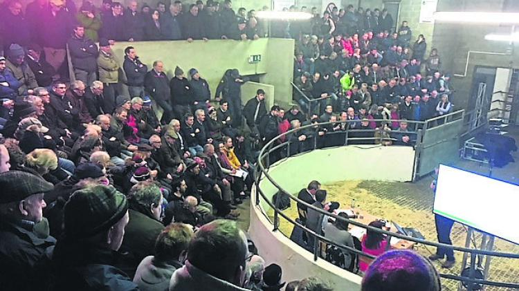New arrangements for the operation of marts will affect many Donegal farmers
