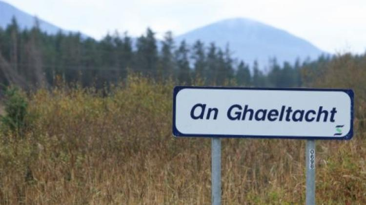 Councillor asks whether council work is being carried out through the medium of Irish in Gaeltacht areas