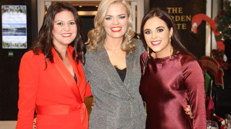 SEE GALLERY:  Christmas party by the lakeside in Donegal