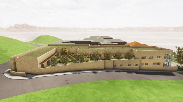 Planning application submitted for development of the hospice facility on the Sligo Hospital site