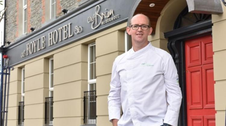 Donegal restaurant named as top lunch spot in Ireland