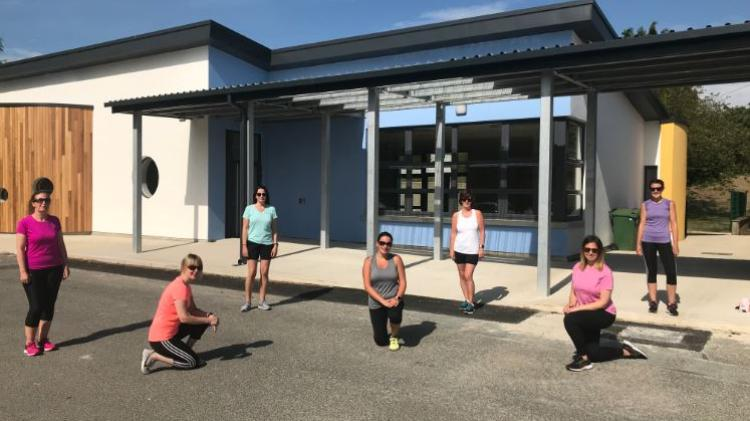 Staff at Donegal special school put best forward in efforts to raise money for much-needed equipment