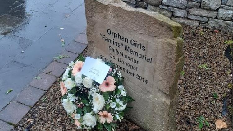 Orphan Girls Memorial, Ballyshannon