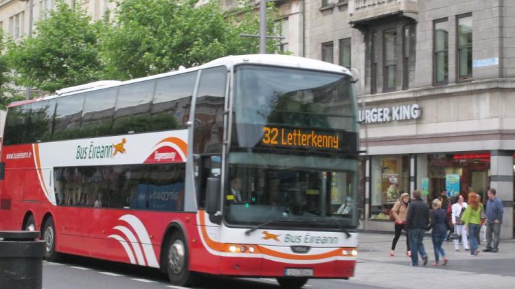 Bus Eireann Letterkenny