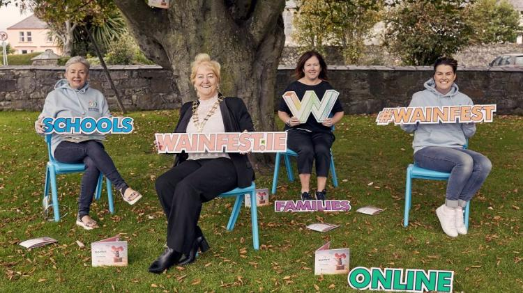 Details released for Wainfest, Donegal's Arts and Book Festival for children