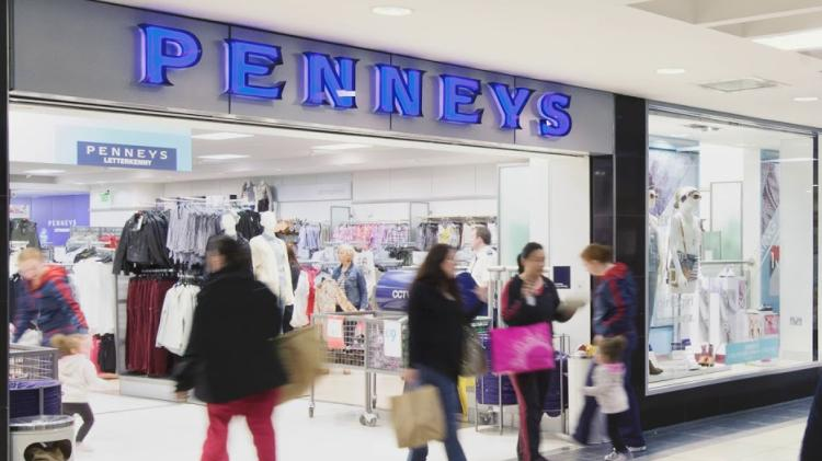 Penneys in Letterkenny to reopen with extended hours