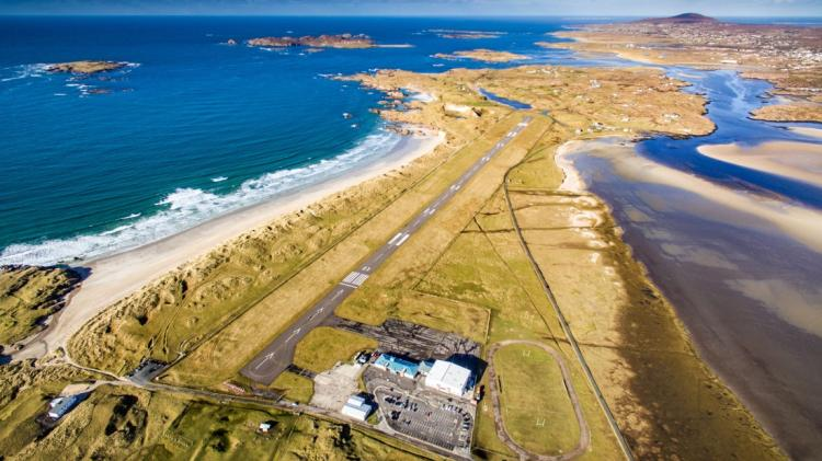Emergency procurement process for Donegal flight to be launched