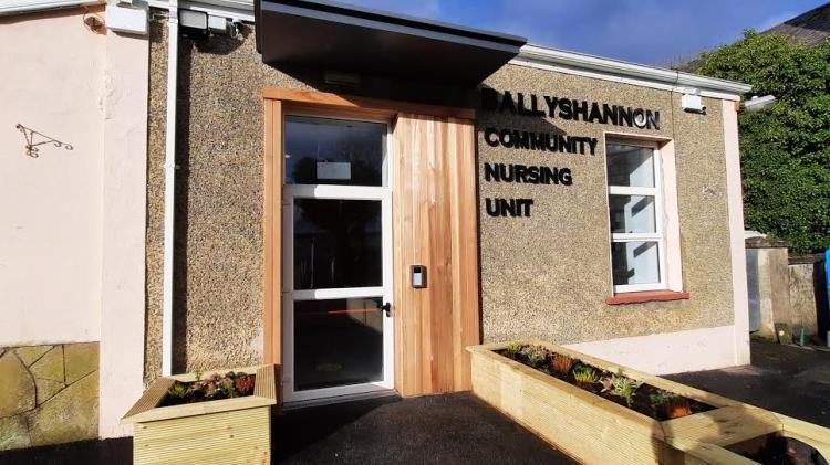 Essential upgrading and refurbishment of the Ballyshannon Community Nursing Unit
