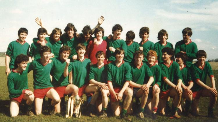 Remembering Carrick Vocational School's 1985 Markey Cup and the outsider at full-back