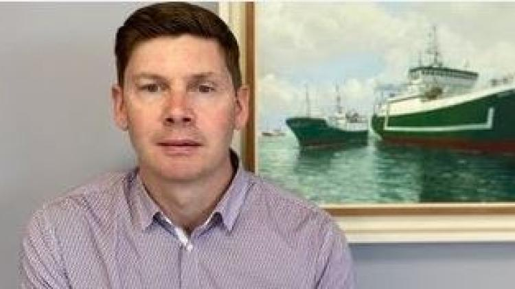 CEO of Atlantic Dawn hopes to shine spotlight on fishing is following EY nomination