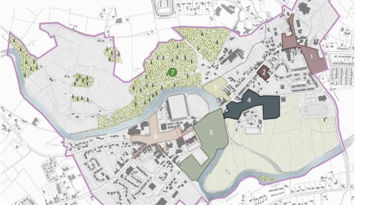 Deadline day for major Donegal towns plan