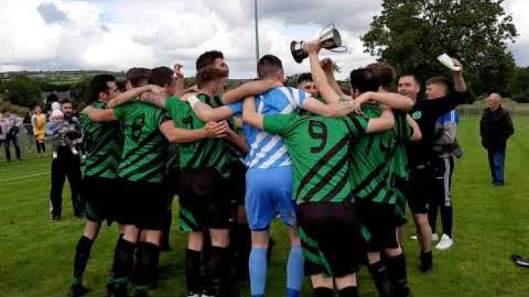 Watch: Glenea United come out on top in Donegal League Division One title showdown