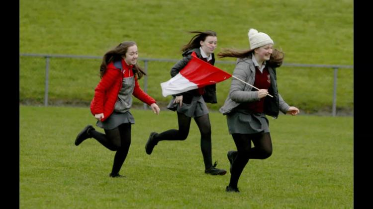 PHOTO SLIDE SHOW:  Watch as Abbey VS, Donegal Town celebrate Loch an Iuir success
