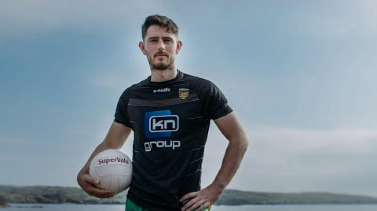 WATCH:  Donegal's Ryan McHugh on football during Covid-19, his home county and family success