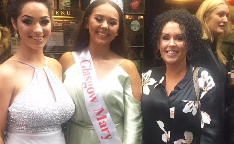 Bittersweet night for Alisha as she is crowned Glasgow's Mary from Dungloe
