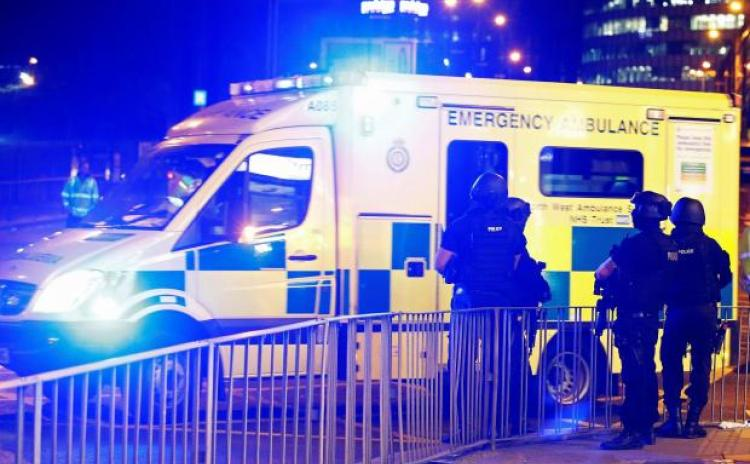 Shock in Donegal at Manchester Arena attack