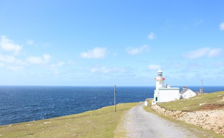 Donegal basking in the summer sun as temperatures soar