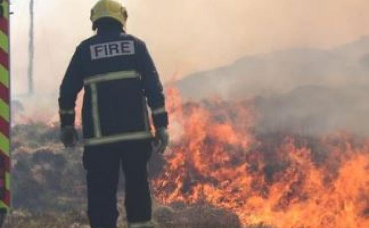 Council issue warning on possibility of wild fires in Donegal