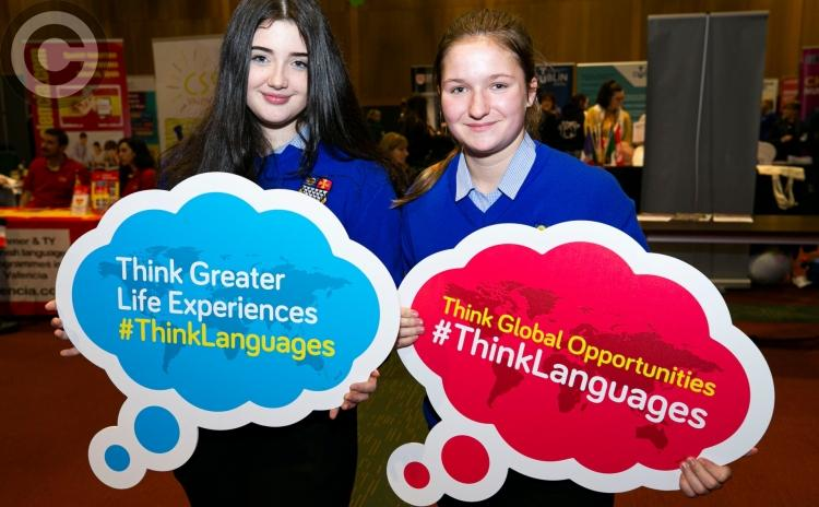 Donegal students learn importance of learning foreign languages