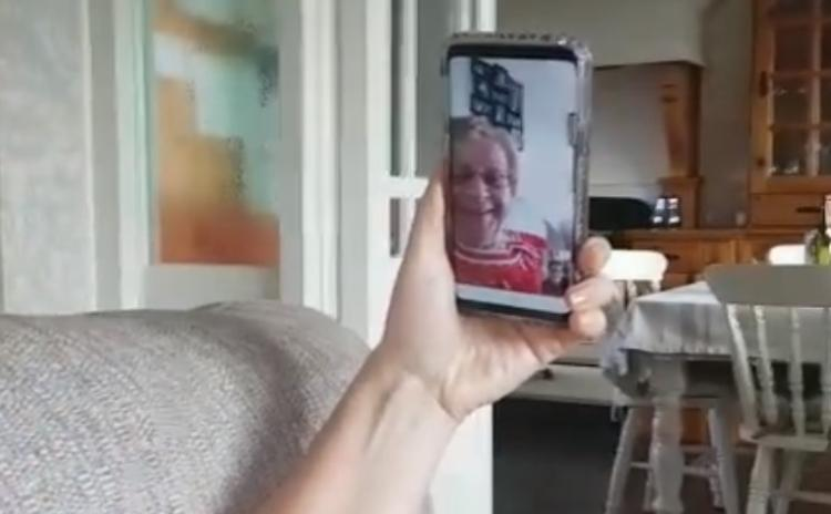 WATCH: Inspirations 83-year-old Donegal woman on the joy of WhatsApp video calling during coronavirus lockdown