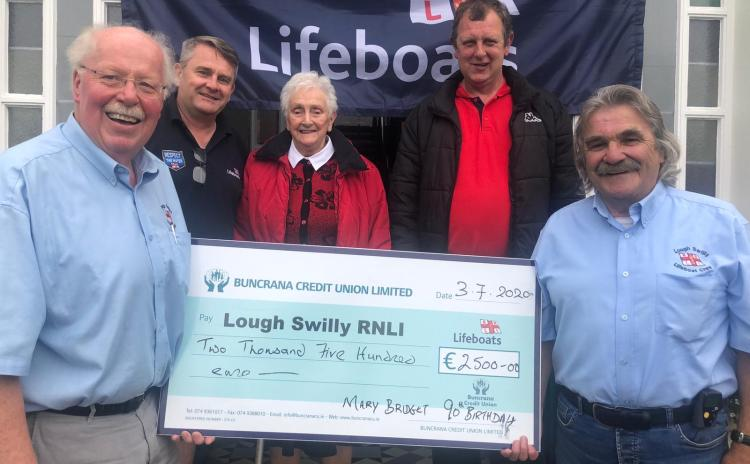 Gallery: RNLI buoyed by fantastic Donegal support