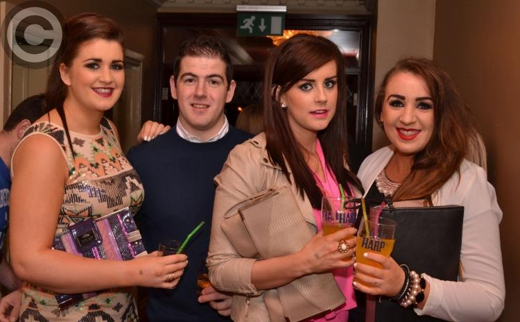 FLASHBACK FRIDAY: Out & About with Nathan Carter at the Halfway House (2012)