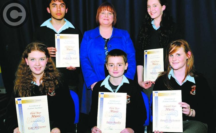 FLASHBACK FRIDAY: Carndonagh Community School Annual Prizegiving (2009)
