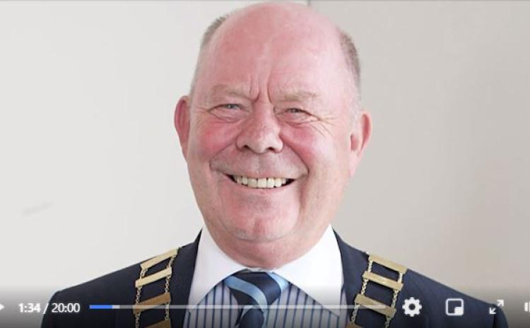 WATCH: Tribute video to the late Sean McEniff - as colleagues and family recall great ambassador to the county