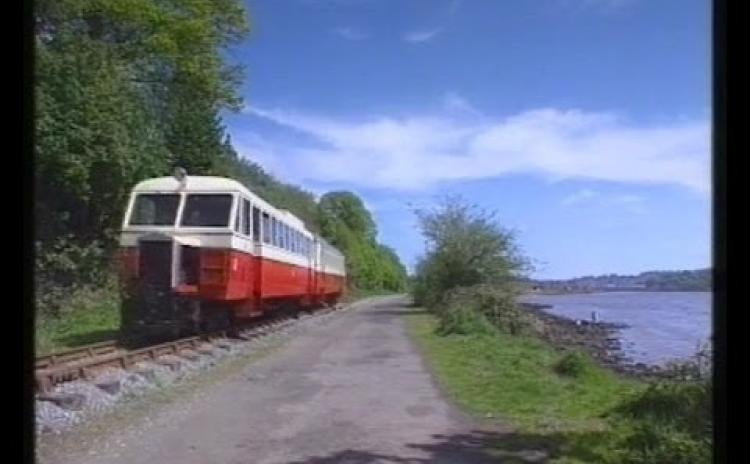 WATCH: Off The Beaten Track - Stranorlar to Glenties in Donegal (1997)