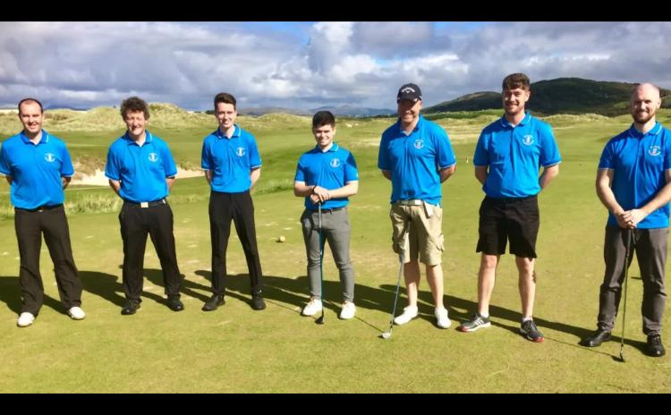 WATCH:  Picture gallery plus all the news from Golf Clubs around Donegal