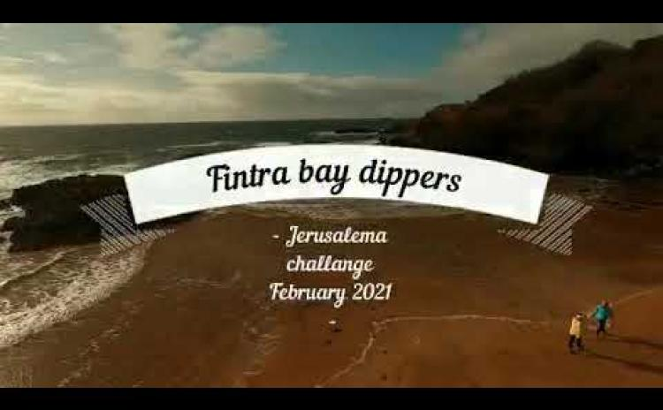 WATCH: Donegal sea swimmers take a fabulously 'fresh' approach to the Jerusalema challenge
