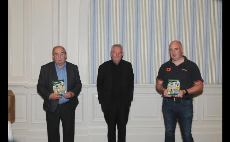 WATCH:  Fr Seán Ó Gallchoir launches his update on the Donegal GAA Book of Facts