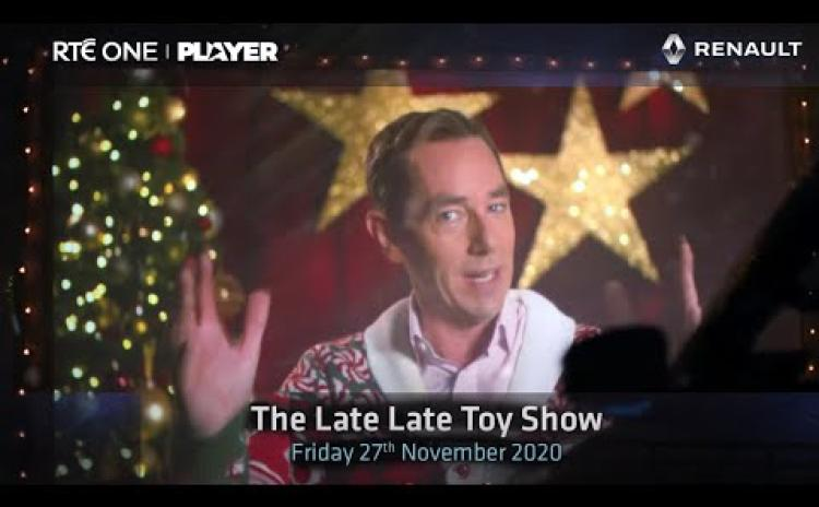 Late Late Toy Show promo