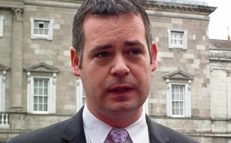 Donegal Deputy Pearse Doherty appointed deputy leader of SF in Dáil Éireann