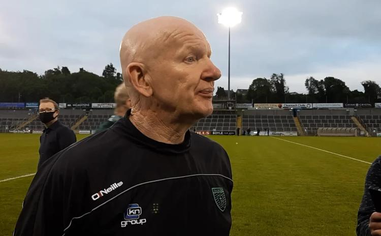 WATCH:  Donegal manager Declan Bonner's reaction after Dublin game in Kingspan Breffni Park on Saturday night