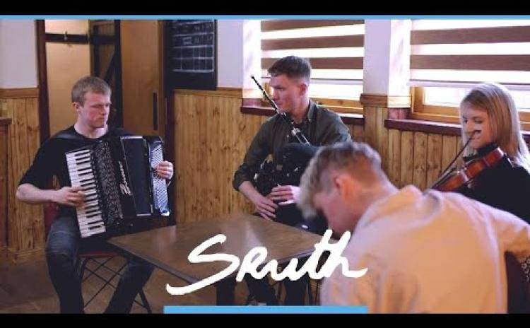 Watch: Donegal flavour to new traditional music series