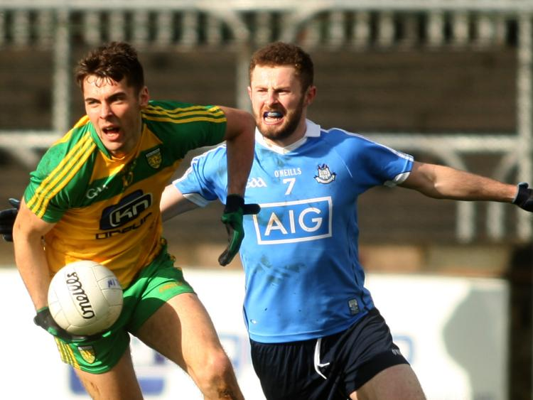 Murphy's injury-time free gives Donegal deserved point