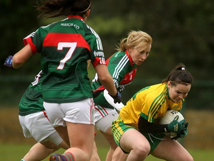 Audio Quot Very Happy With Team Performance Quot Donegal Ladies