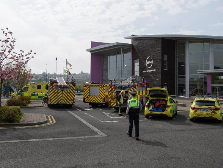 Children in hospital after 'chemical leak' at swimming pool