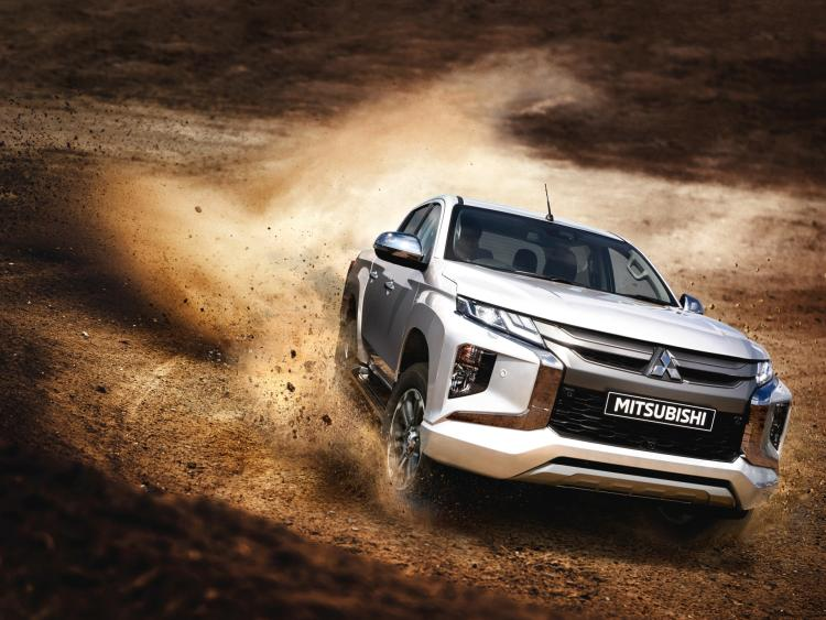 New Mitsubishi L200 launching this month at DMG Motors - Donegal