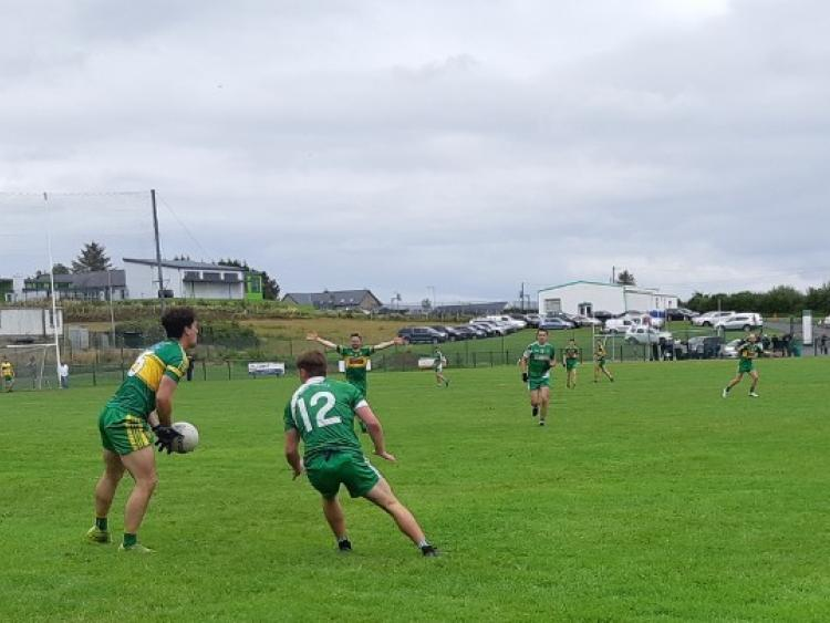 Ardara have one foot in Division One after big win over St Nauls in