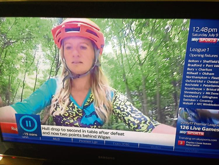 Sky's' the limit for Kilcar Sky news reporter - Donegal Democrat